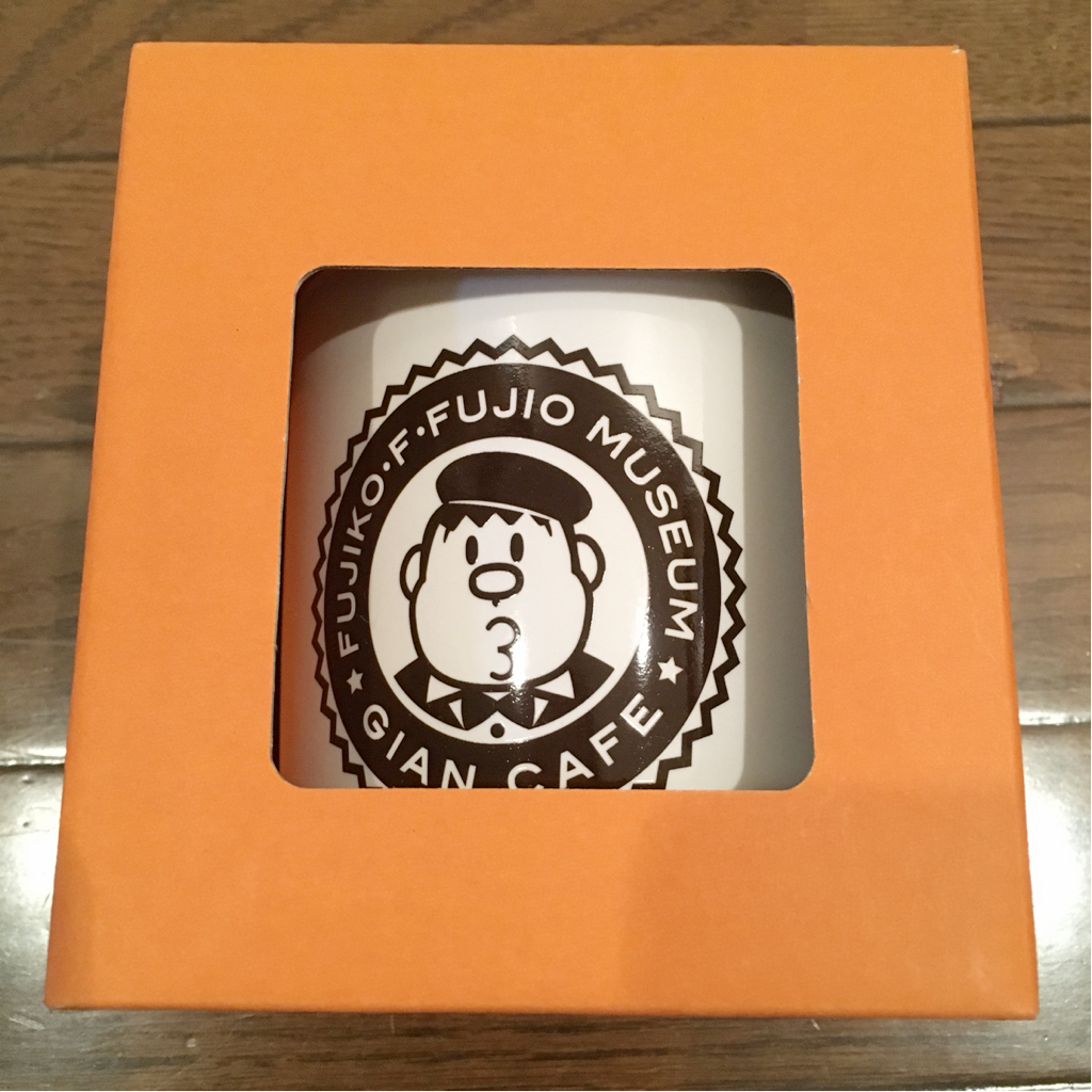 新品未使用 藤子・F・不二雄 ミュージアム ジャイアンフェア キャニスター 陶器 GIAN CAFE ドラえもん グッズの画像