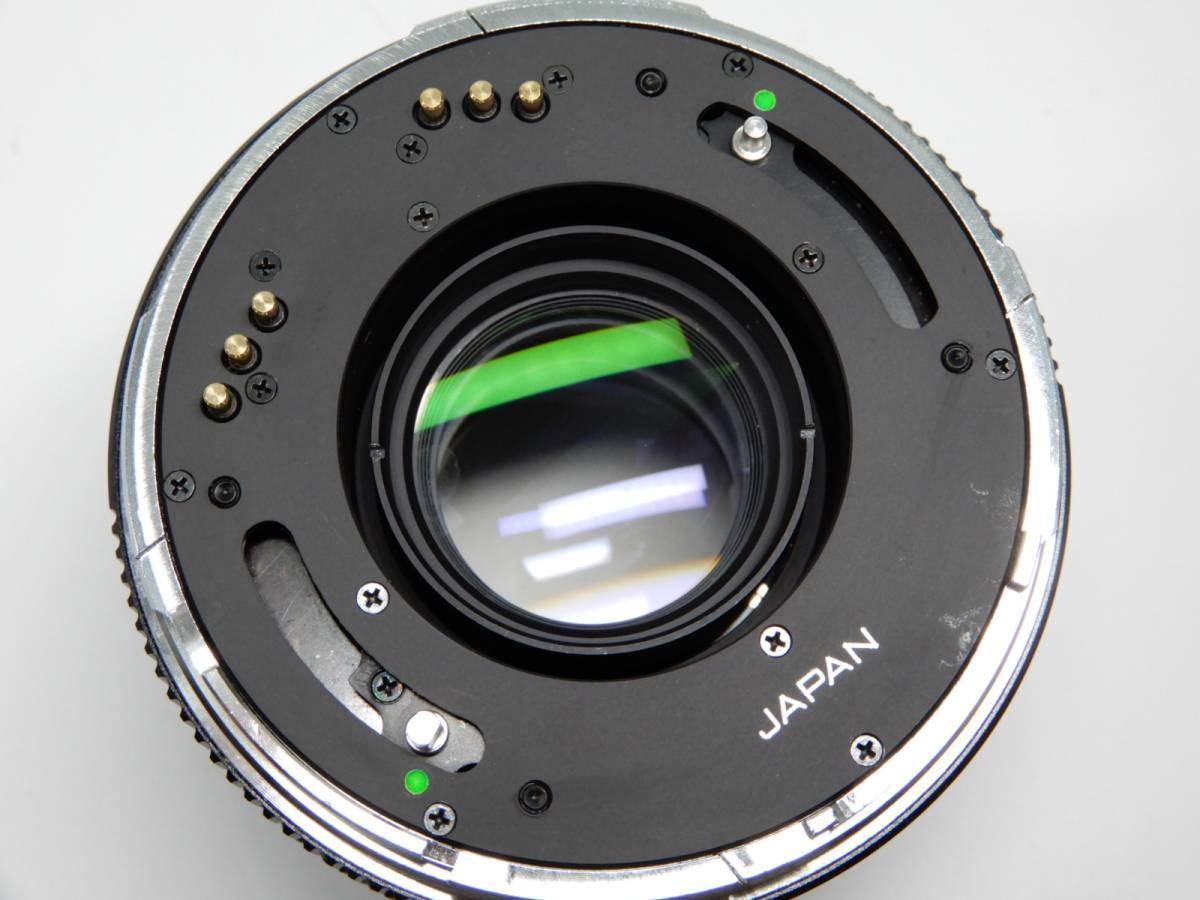 ZENZA BRONICA ブロニカ ETR-C MC 1:2.8 75mm レンズ MC 1:3.5 f=150mm 中判カメラ_画像10