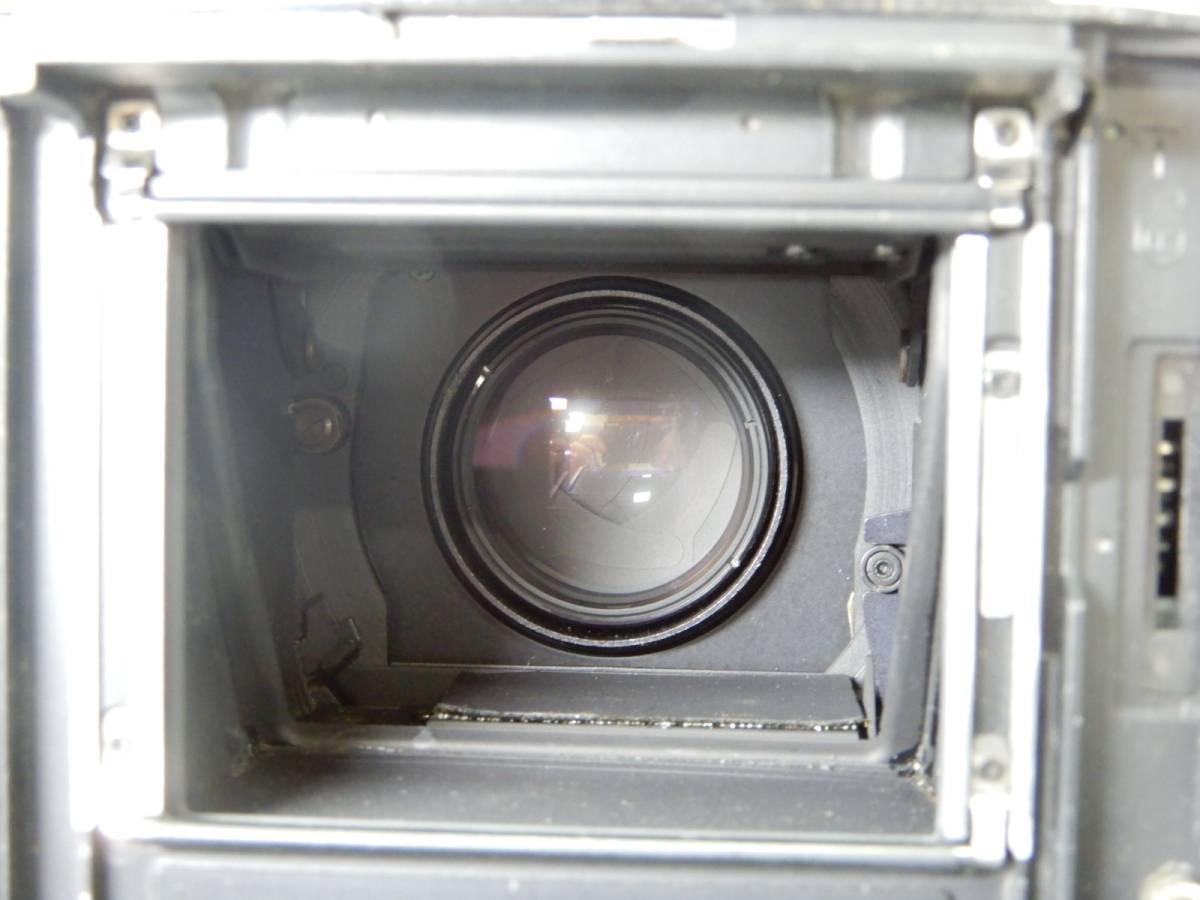 ZENZA BRONICA 中判カメラ ETR ゼンザ ブロニカ レンズ ZENZANON MC 1:2.8 f=75mm_画像9