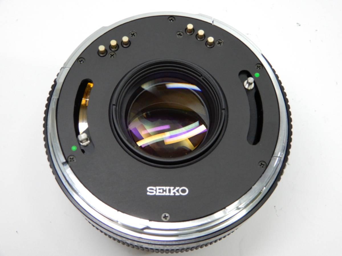 ZENZ BRONICA ETR Si 中判カメラ ゼンザ ブロニカ レンズ3点 ZENZANON-PE 1:2.8 f=75mm_画像5