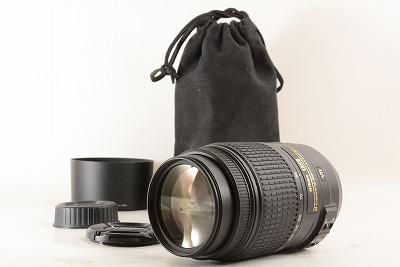 無傷 Nikon ニコン AF-S DX Nikkor 55-300mm f4.5-5.6G ED VR (3878)