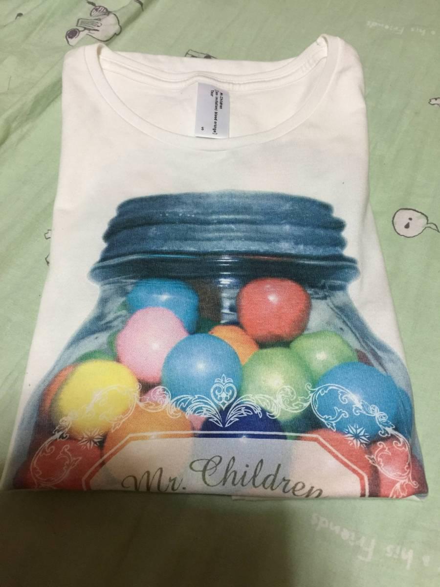 希少Mr.Children「Marshmallow day」のTシャツ Sサイズ