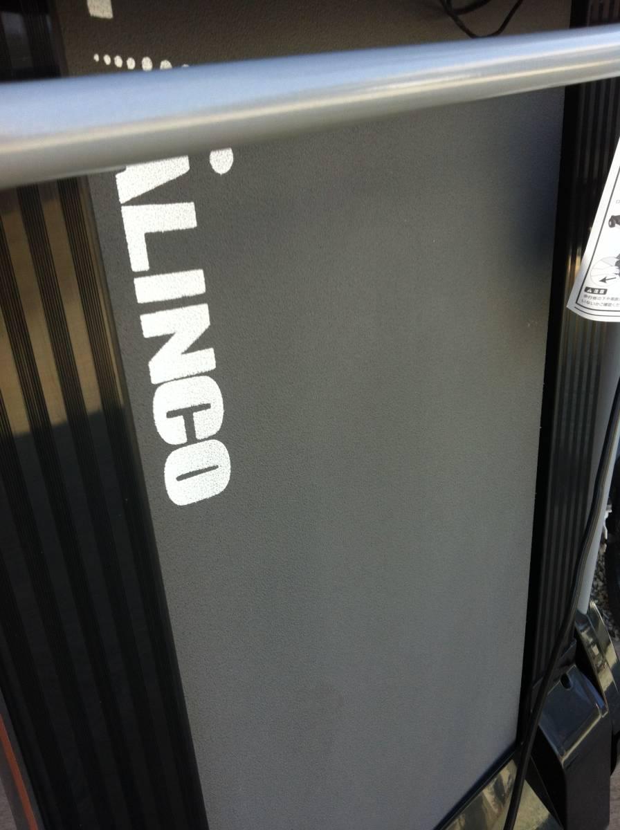 ★ 送料無料 美品 アルインコ ALINCO AFW3513 FITNESS PRO エクササイズ ウォーキングマシン ランニングマシン 電動ウォーカー_画像4