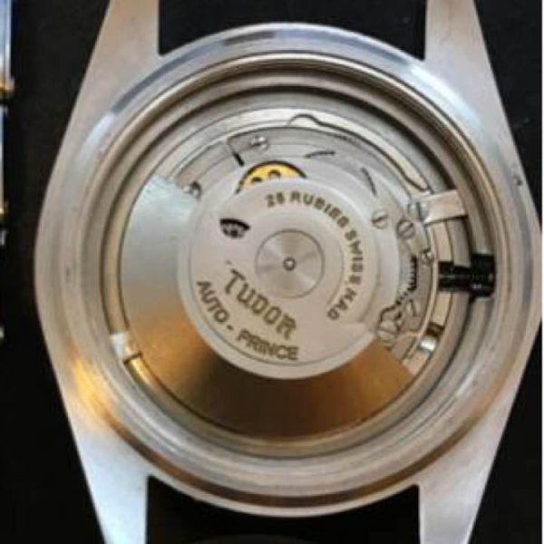 希少 チュードル サブマリーナ ref.7924 アンティーク ビッグクラウン 腕時計_画像3