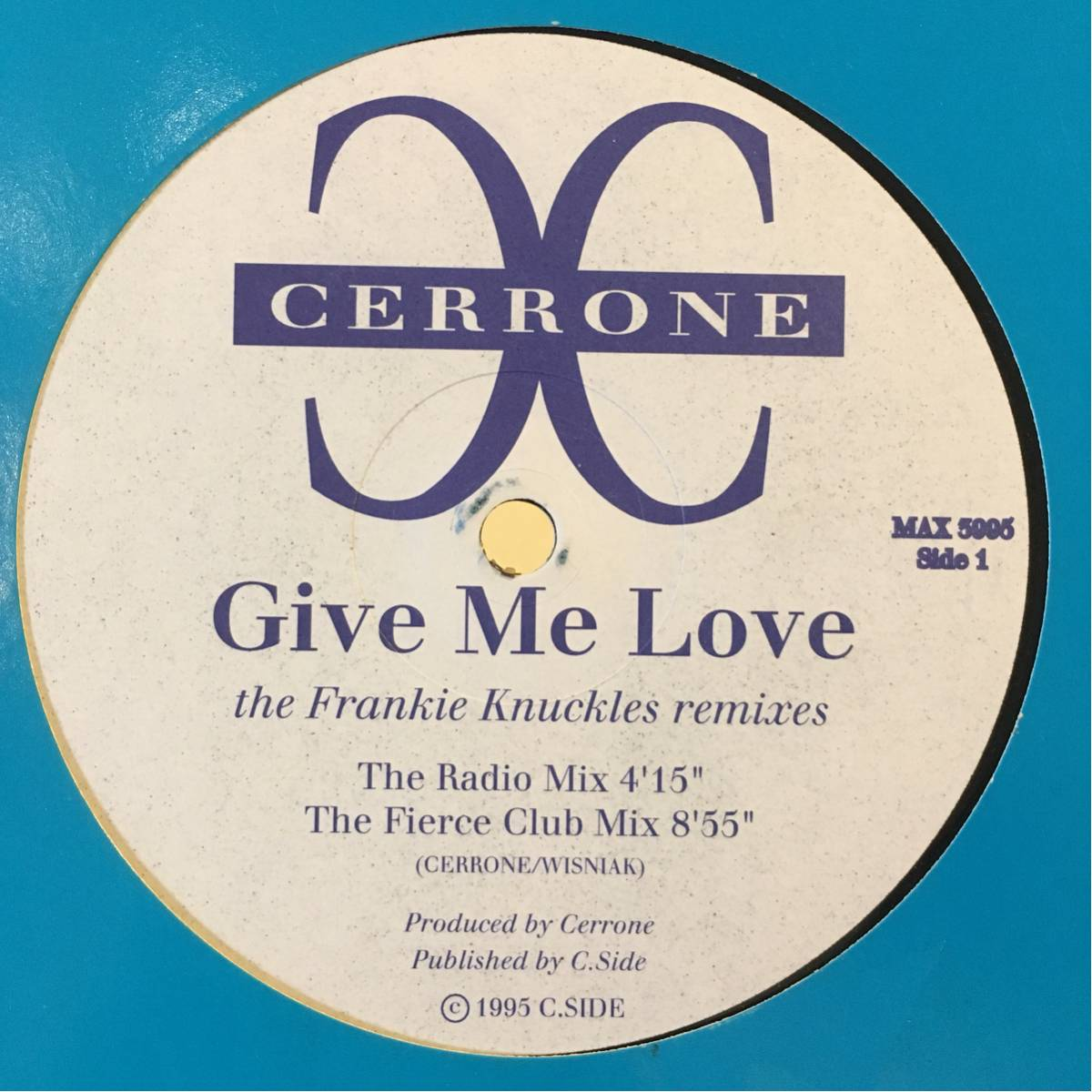 2 point and more free shipping Cerrone Give Me Love - The Frankie