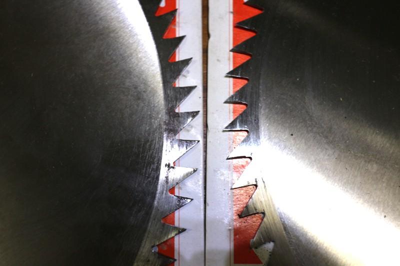 JN56◆津村◆305mm刈払機用丸のこ刃/3枚セット/刈り払い機用マルノコ刃_画像5