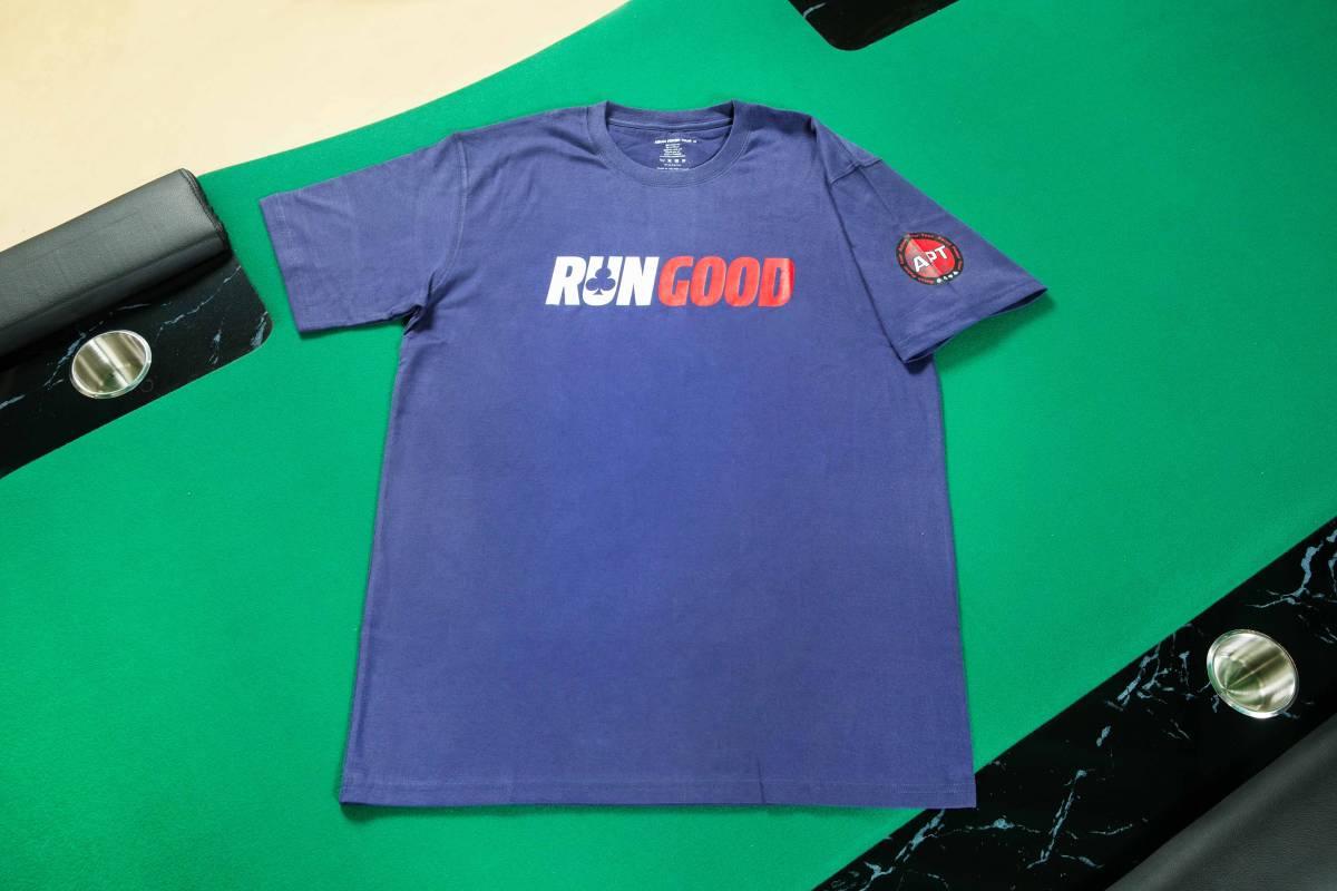 ☆APT Run good Tシャツ☆_画像3