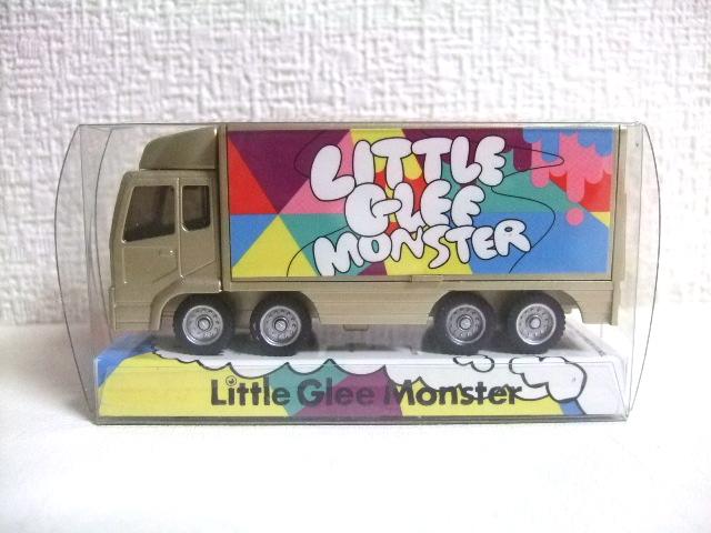 Little Glee Monster Live Tour 2017/Joyful Monster/リトラック~じょいもん号~/ミニチュアカー(ツアーグッズリトグリミニトラック