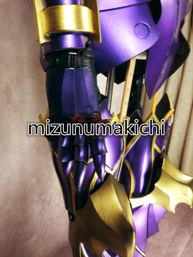 Fate/Zero ランスロットコスプレ道具Fate/Grand Order 全身鎧+武器_画像6