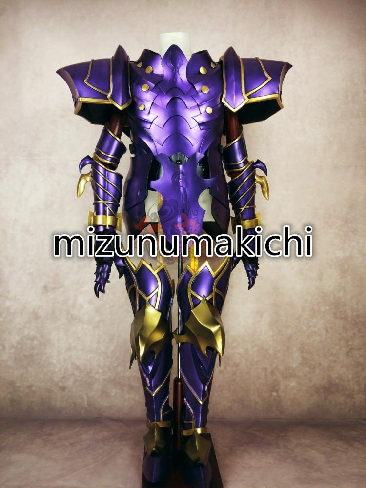 Fate/Zero ランスロットコスプレ道具Fate/Grand Order 全身鎧+武器_画像4