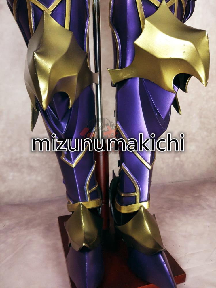 Fate/Zero ランスロットコスプレ道具Fate/Grand Order 全身鎧+武器_画像8