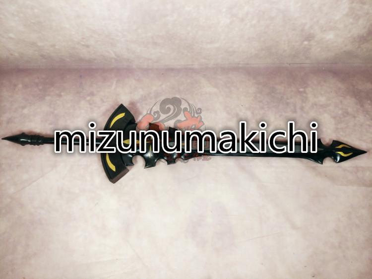 Fate/Zero ランスロットコスプレ道具Fate/Grand Order 全身鎧+武器_画像9