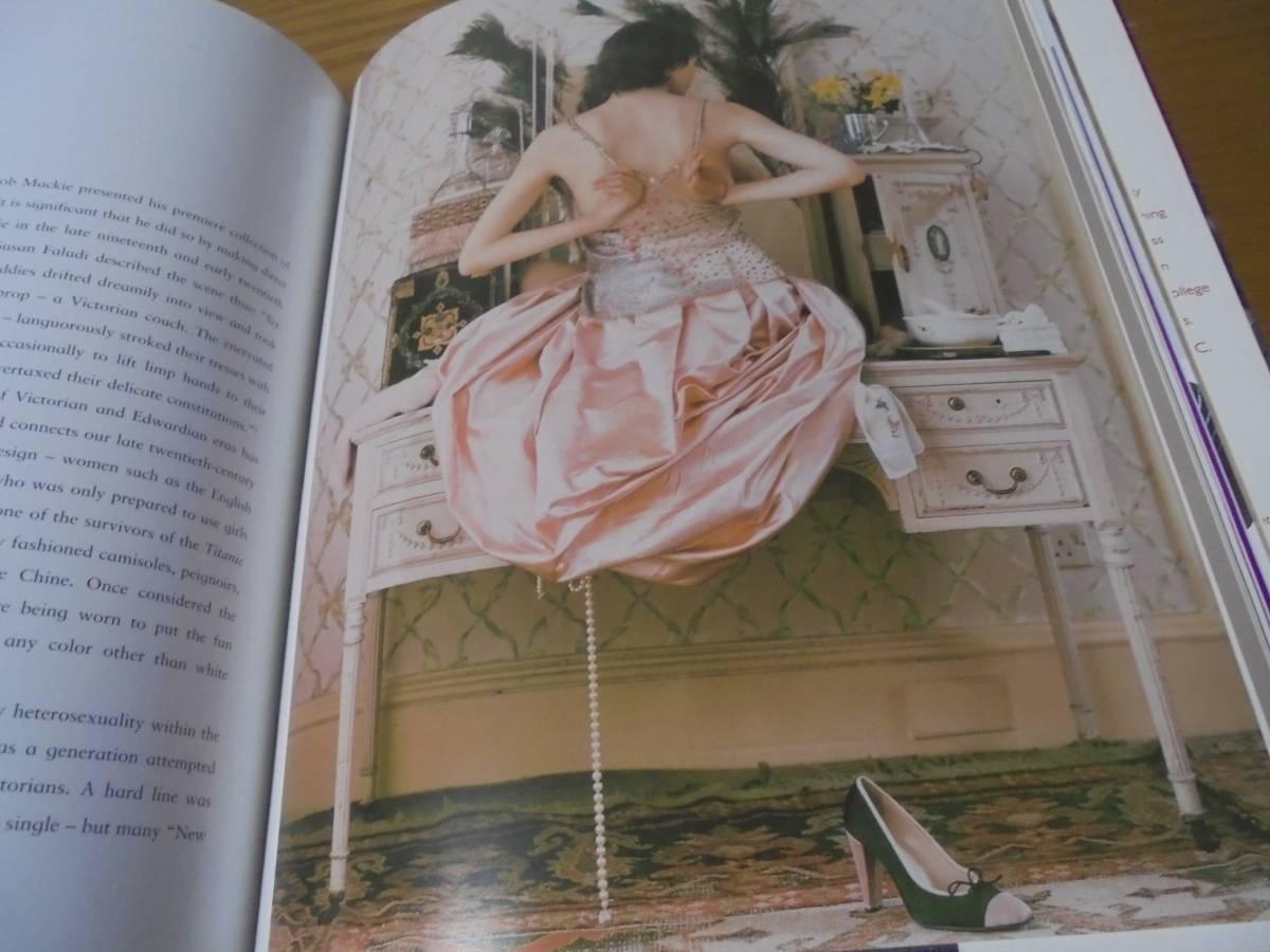 洋書ランジェリー写真集 Lingerie COX 美しい下着