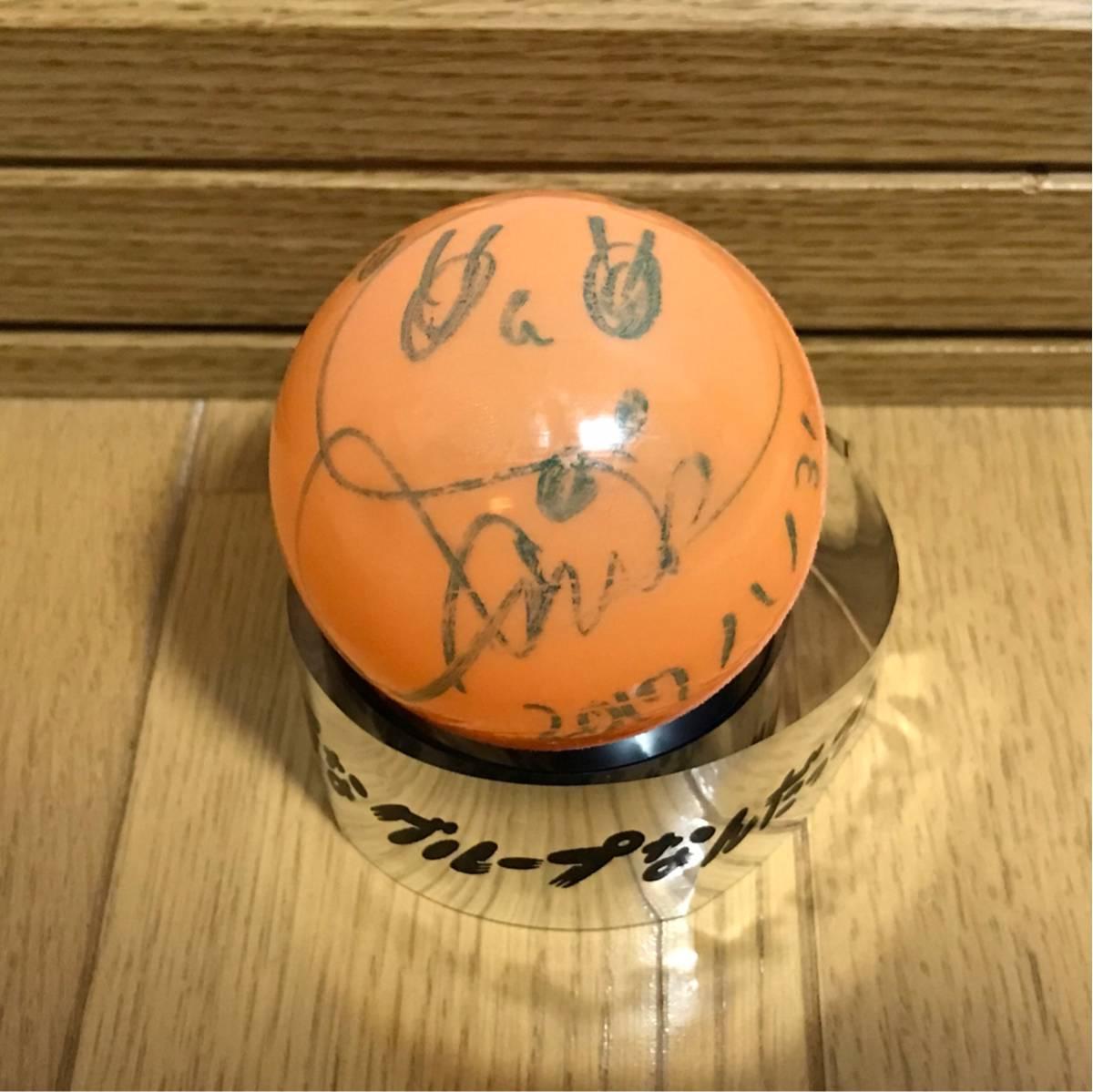 私立恵比寿中学 廣田あいか 生誕ソロライブ 直筆サインボール ライブグッズの画像