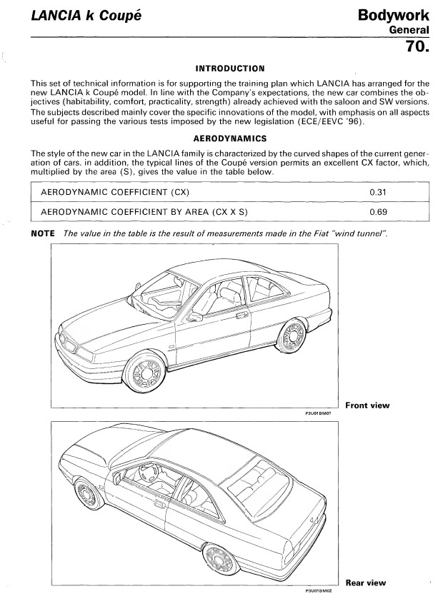 Lancia Kappa Work shop manual maintenance wiring diagram ...