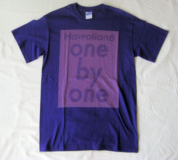 Hawaiian6 ハワイアン シックス one by one TOUR Tシャツ 紫 S