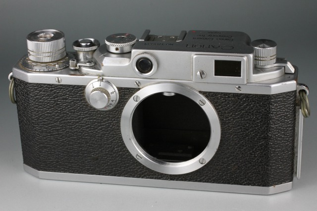 Canon 4Sb改 レンジファインダー キャノン IVsb改 コピーライカ コレクター キヤノン