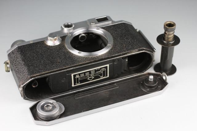 Canon 4Sb改 レンジファインダー キャノン IVsb改 コピーライカ コレクター キヤノン_画像4
