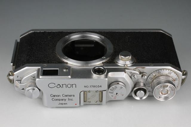 Canon 4Sb改 レンジファインダー キャノン IVsb改 コピーライカ コレクター キヤノン_画像2