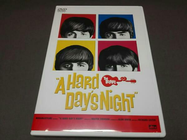 ザ・ビートルズ ハード・デイズ・ナイト The BEATLES A HARD DAYS NIGHT ライブグッズの画像