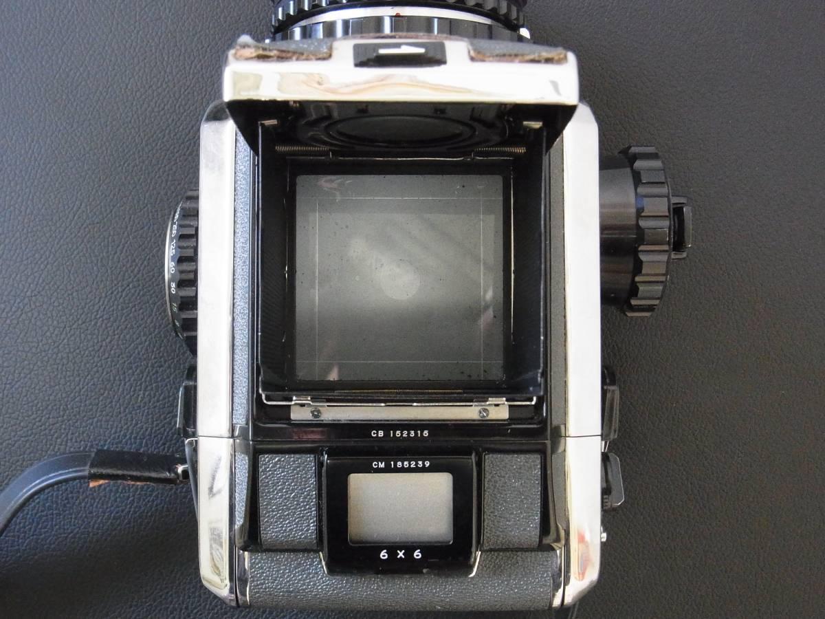 ◆◆ZENZA BRONICA◆ゼンザ ブロニカ◆レンズZENZANON 1:2.8 f=100mm一眼レフカメラ中古保管品_画像8
