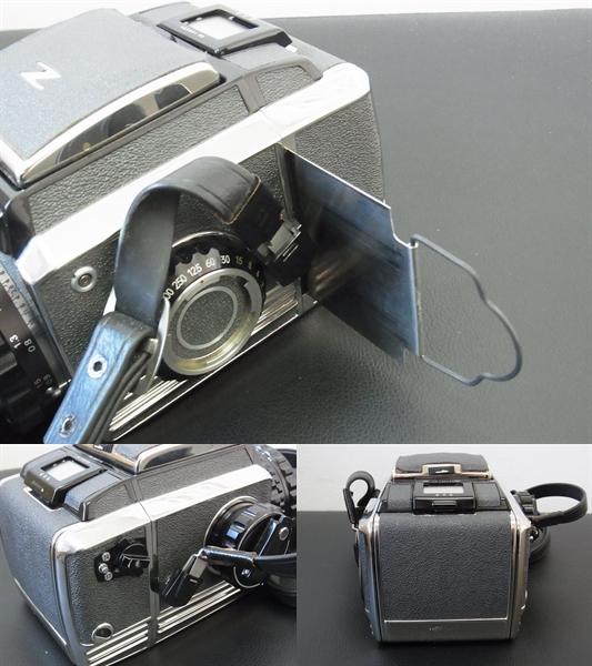 ◆◆ZENZA BRONICA◆ゼンザ ブロニカ◆レンズZENZANON 1:2.8 f=100mm一眼レフカメラ中古保管品_画像3