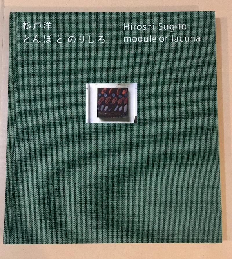 展覧会図録(カタログ) 杉戸洋 とんぼとのりしろ 2017年 東京都美術館