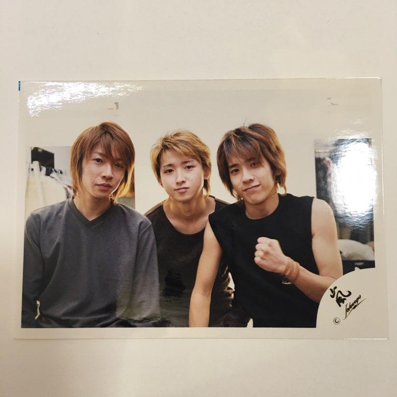 即決¥3000★嵐 公式写真 2524★二宮和也 大野智 相葉雅紀 ATARASHI ARASHI 嵐ロゴ レア
