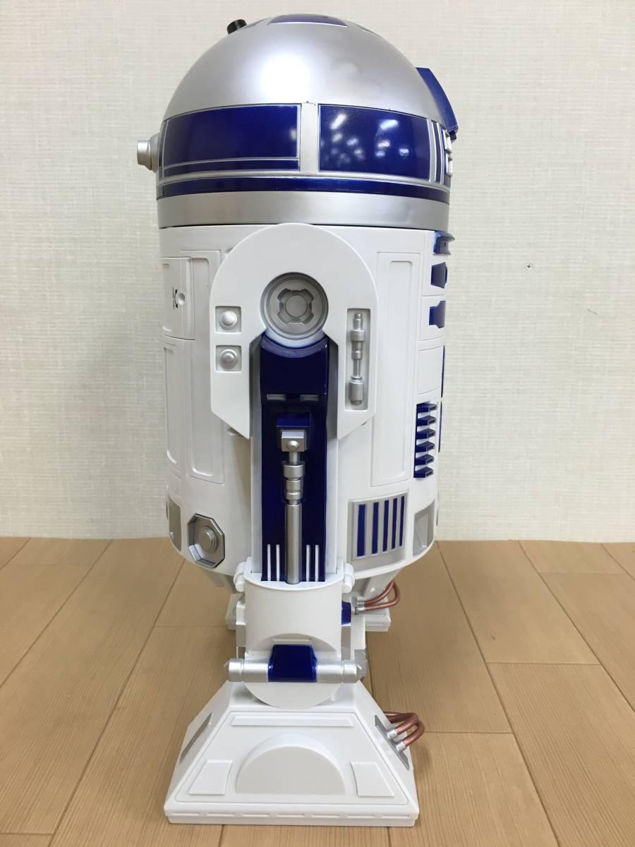 01-E322M【STARWARS/スターウォーズ】 R2-D2 45cmビッグフィギュア STARWARS DELUXE R2-D2 18inch Figure_画像4