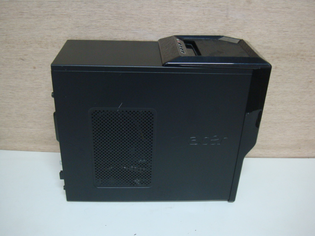 acer Aspire M5621 ☆ Core 2 Quad 2.83GHz/4GB/Blu-ray HDD欠品 ジャンク_画像6