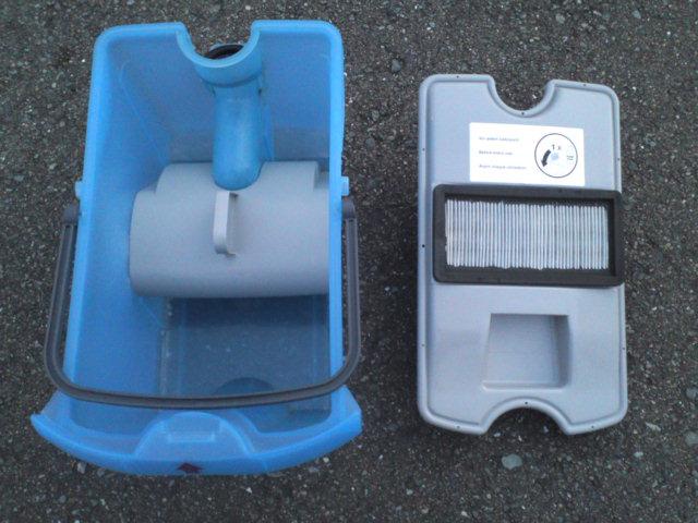 KARCHER(ケルヒャー) 水フィルター掃除機 K5500 ①_画像2