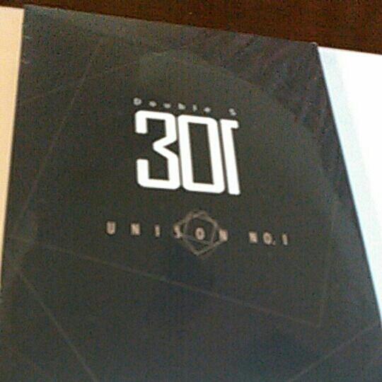 double s 301 unison no. 1 SS 501 301 キム・ヒョンジュン ホヨンセン 新品 CD DVD 限定版