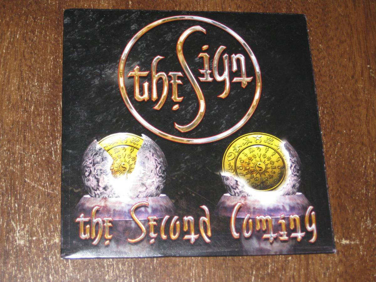 THE SIGN ザ・サイン/ THE SECOND COMING 輸入盤
