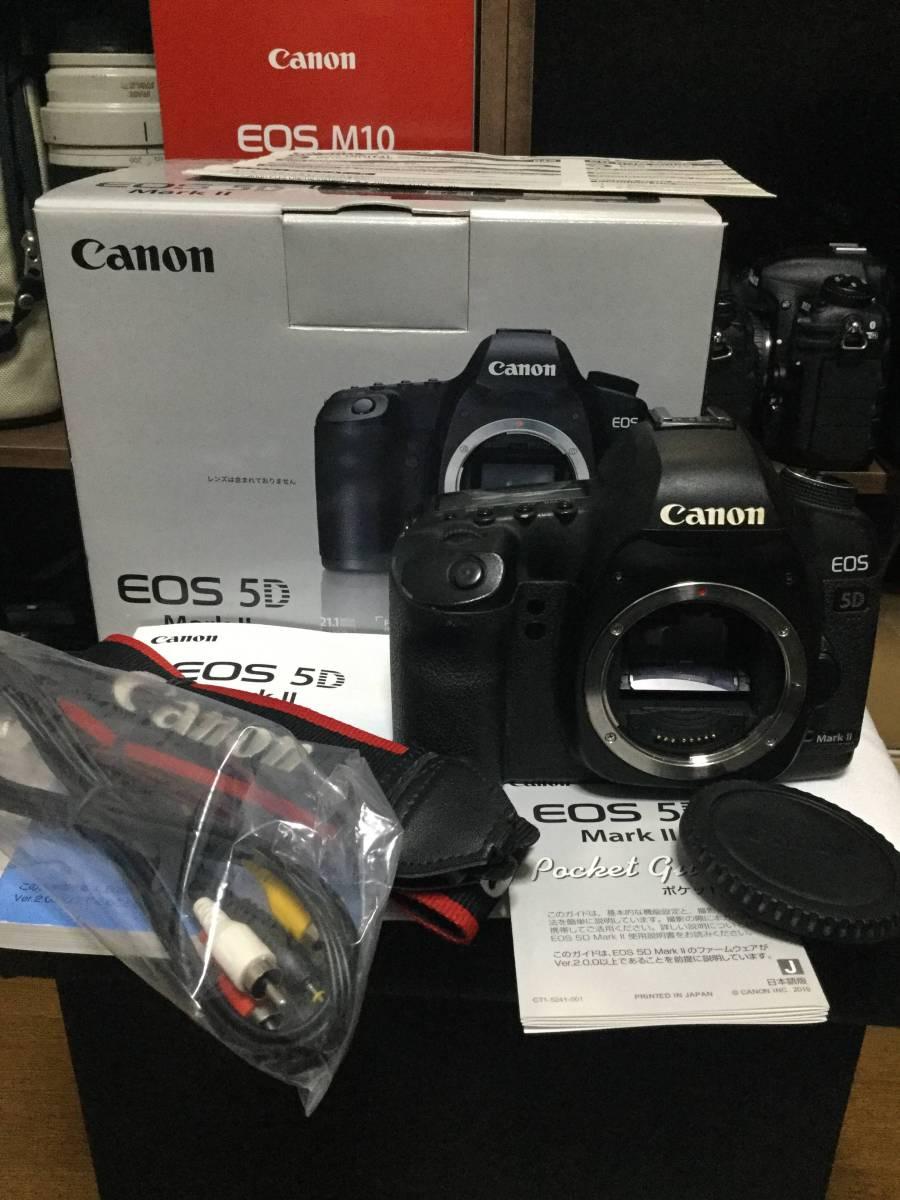 Canon EOS 5D Mark Ⅱ