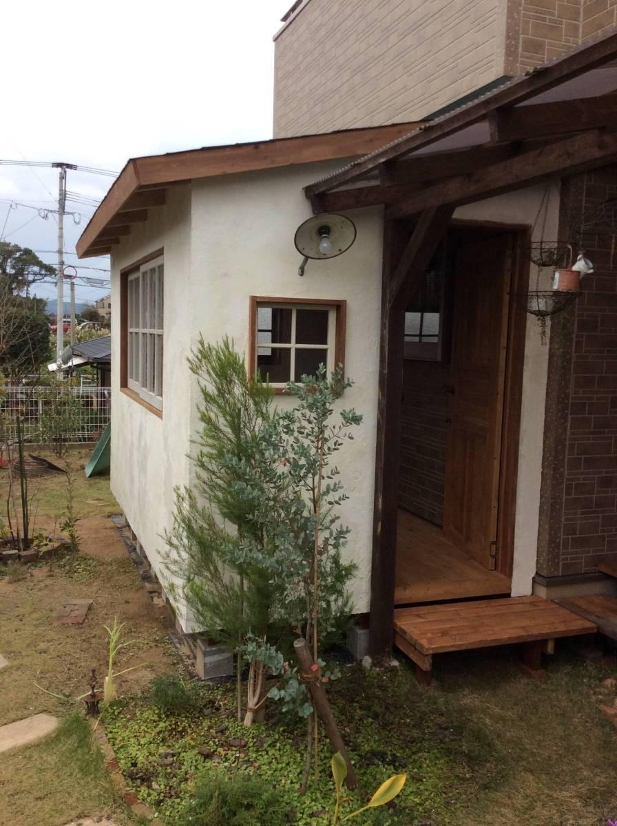 物置 小屋 ログハウス コンテナ ガーデンシェッド_画像3