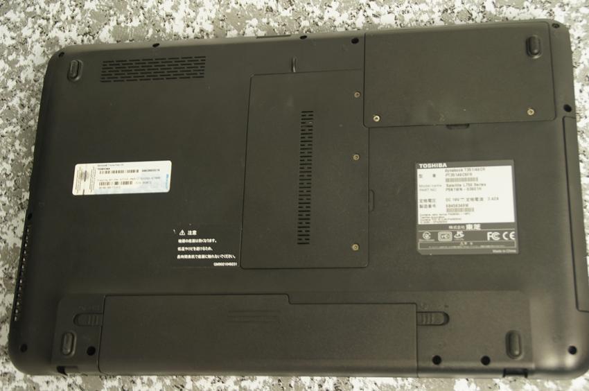 【ジャンク】dynabook T351/46CR PT35146CSFR Core i5-2410M 2.3GHz_画像6