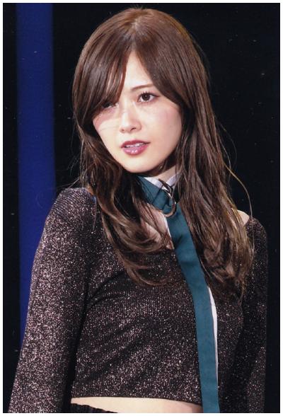 乃木坂46 白石麻衣 東京ガールズコレクション'17 SS 生写真 1枚 115