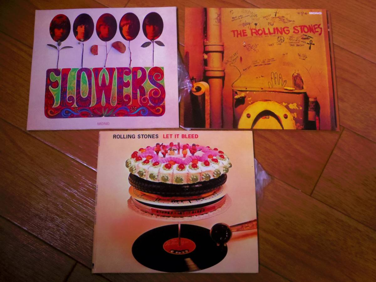 The Rolling Stones In Mono 1円スタート_画像6
