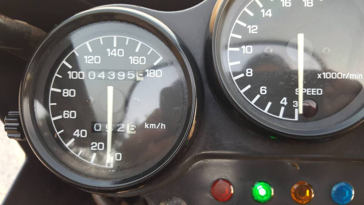 FZR250 実動車 書類付き 現状車 2KR(ヤマハ_画像3
