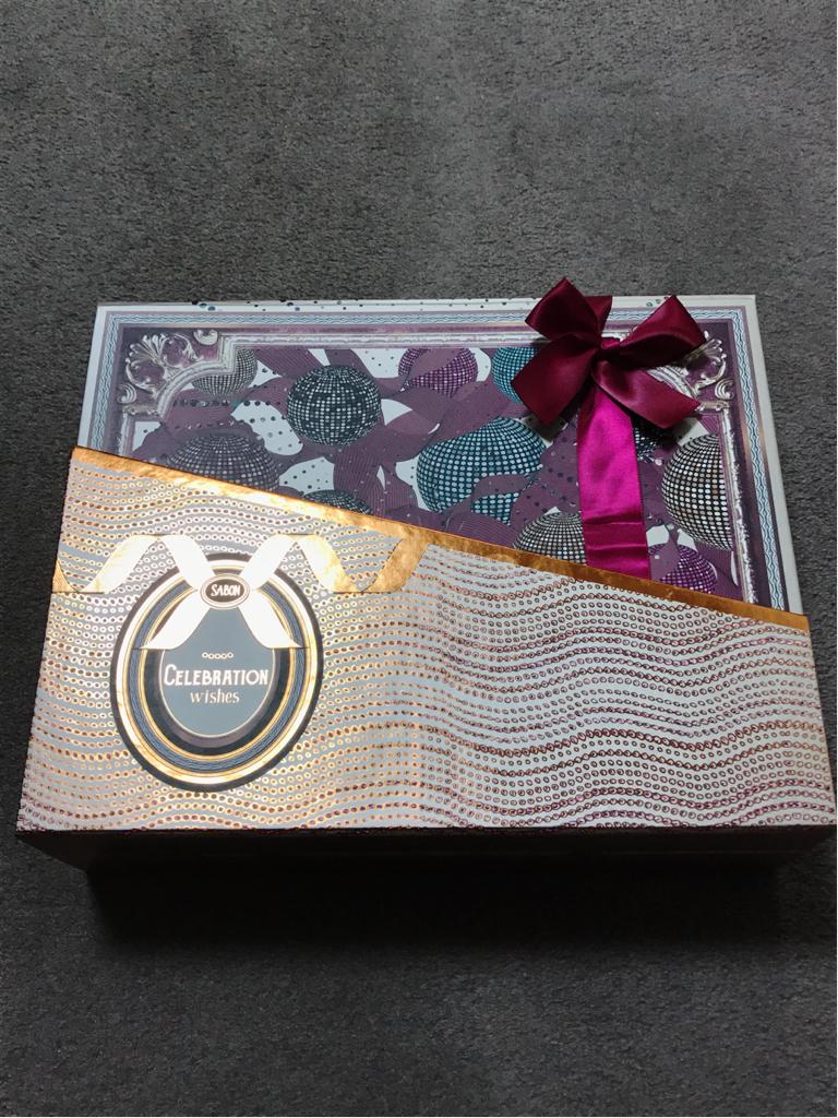 SABON 新品 セレブレーションエッセンス サボン 限定 クリスマスコフレ