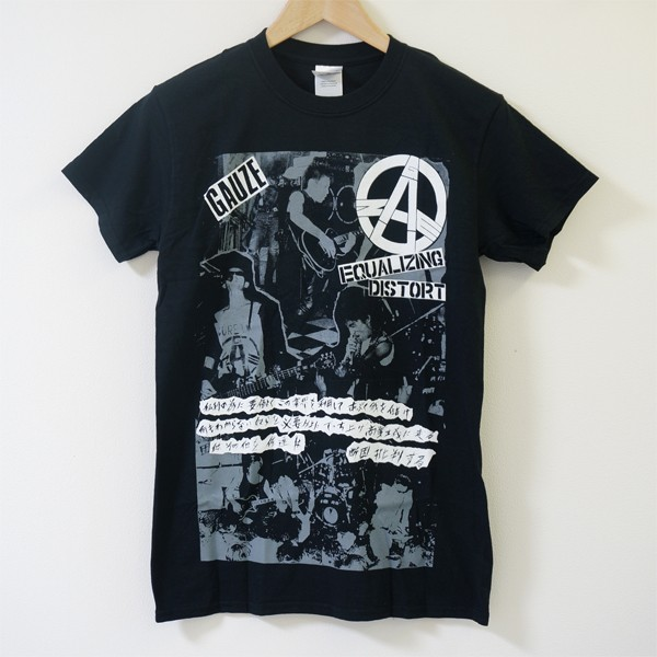 GAUZE Tシャツ S / punk hardcore crust discharge crass gism brahman swankys zouo outo disclose death side undercover ジャパコア1e