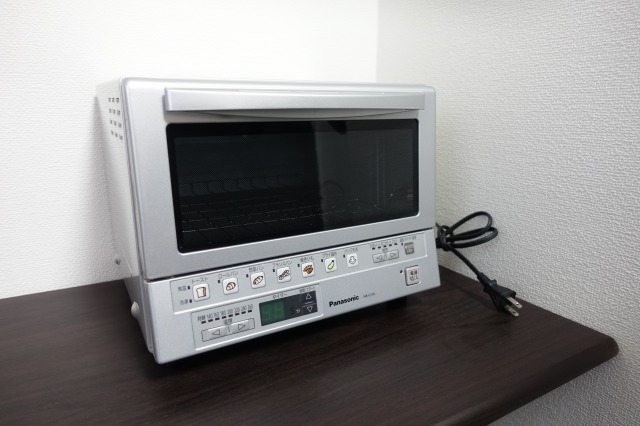 【美品】パナソニック オーブン&トースター NB-G130