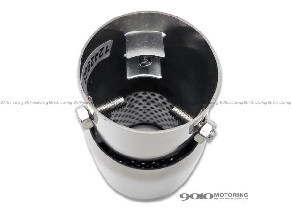 all-purpose muffler cutter 63mm conform diameter 25~42mm stainless steel mesh inner type [1242908-CI-02]
