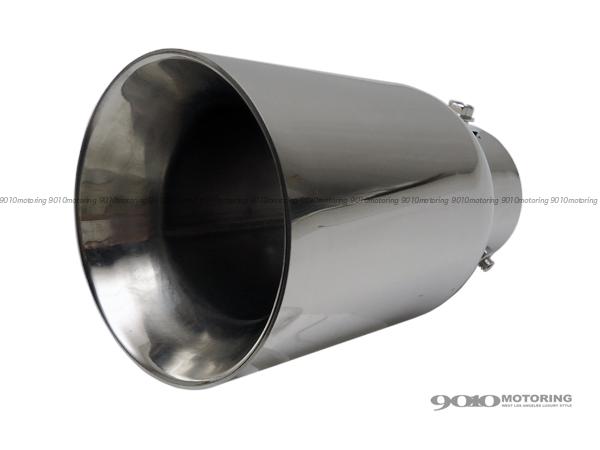 all-purpose muffler cutter 90mm conform diameter 35~57mm stainless steel large diameter type [1242917-CI-10]