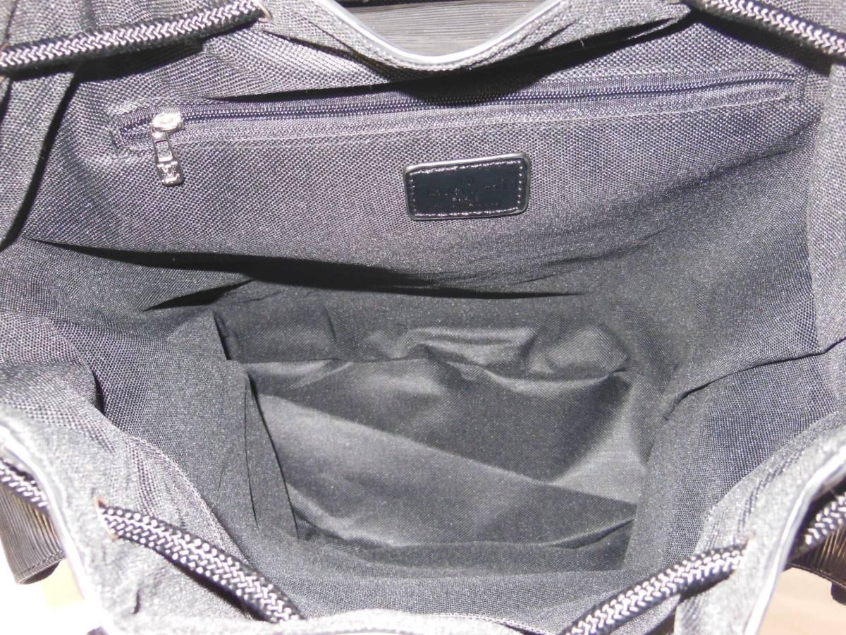 ◆Louis Vuitton◆Supreme◆ルイヴィトンとシュプリームのコラボ、バックパック◆ブラックエピ◆_画像8
