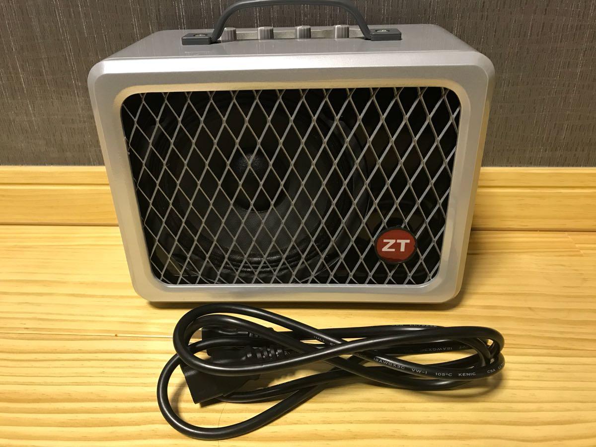 ★ ZT Amp Lunchboxジャンク品★音量不安定