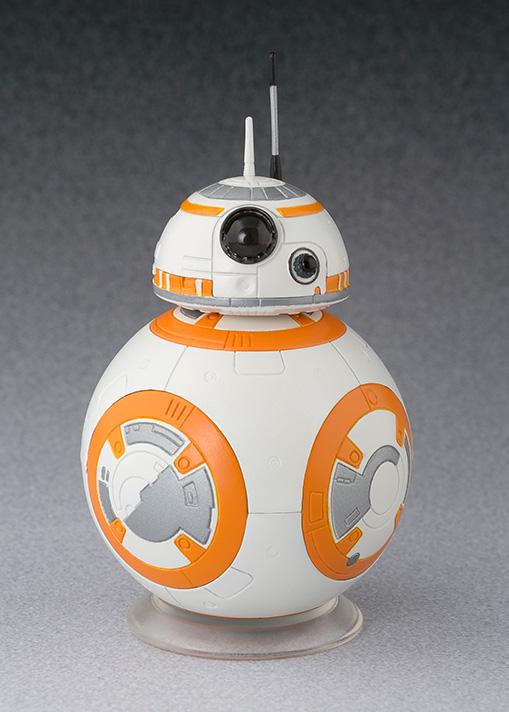 【非売品】S.H.フィギュアーツ BB-8 スターウォーズ S.H.Figuarts BBユニットプレゼントキャンペーン グッズの画像