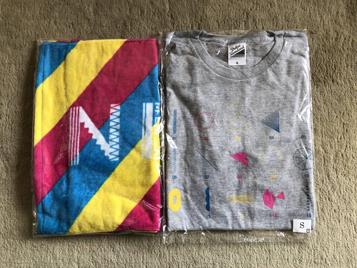 ねごと 2012年末ツアーグッズ Tシャツ(サイズ:S)/タオル セット 未開封新品