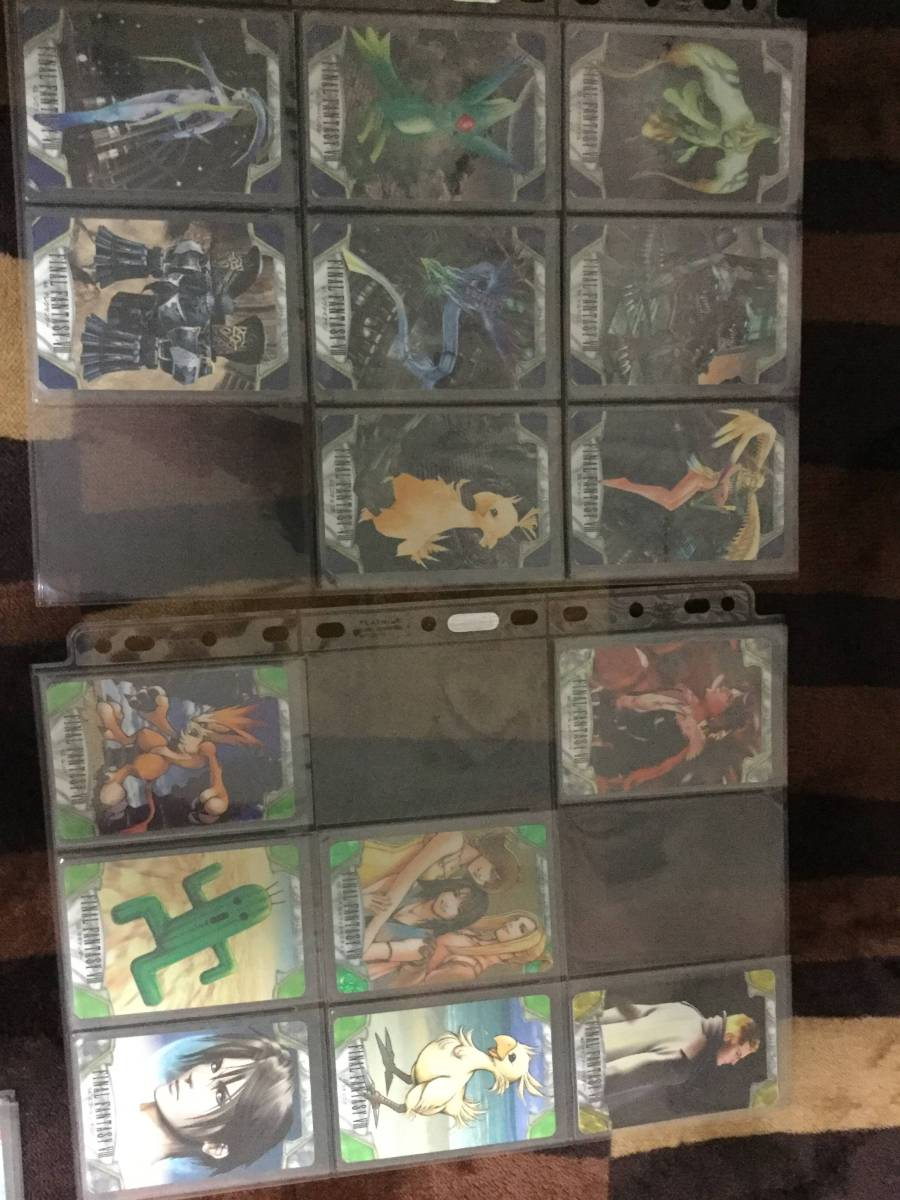 【Final Fantasy Ⅷ 】カードダス 約200枚_画像4