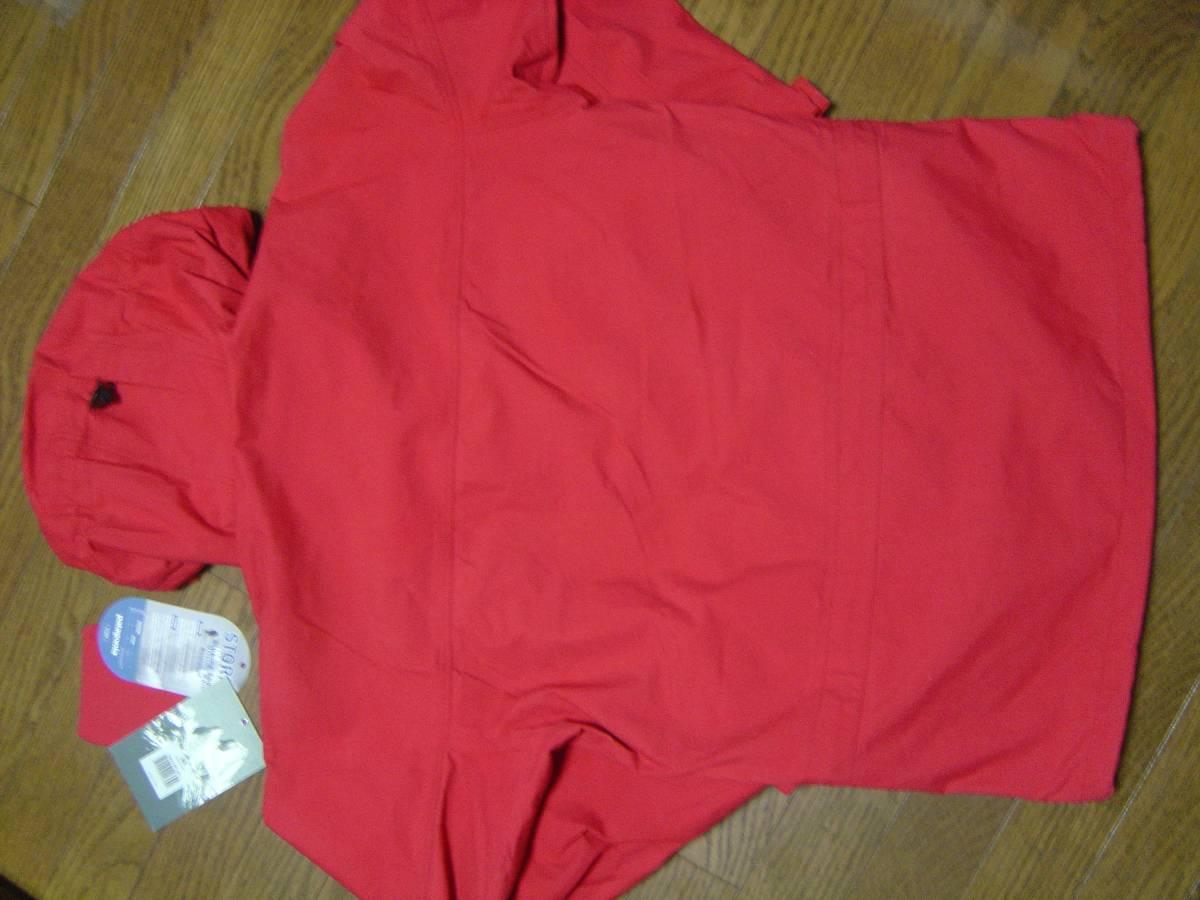 パタゴニア patagonia ストームジャケット das チリレッド 赤 99年 BTC シェル フェイス xs ジャケット ナイロン ノース xs_画像5